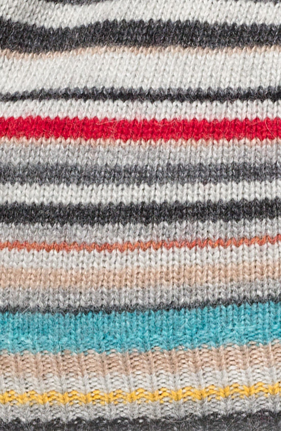 Alternate Image 2  - Paul Smith Accessories Stripe Knit Cap