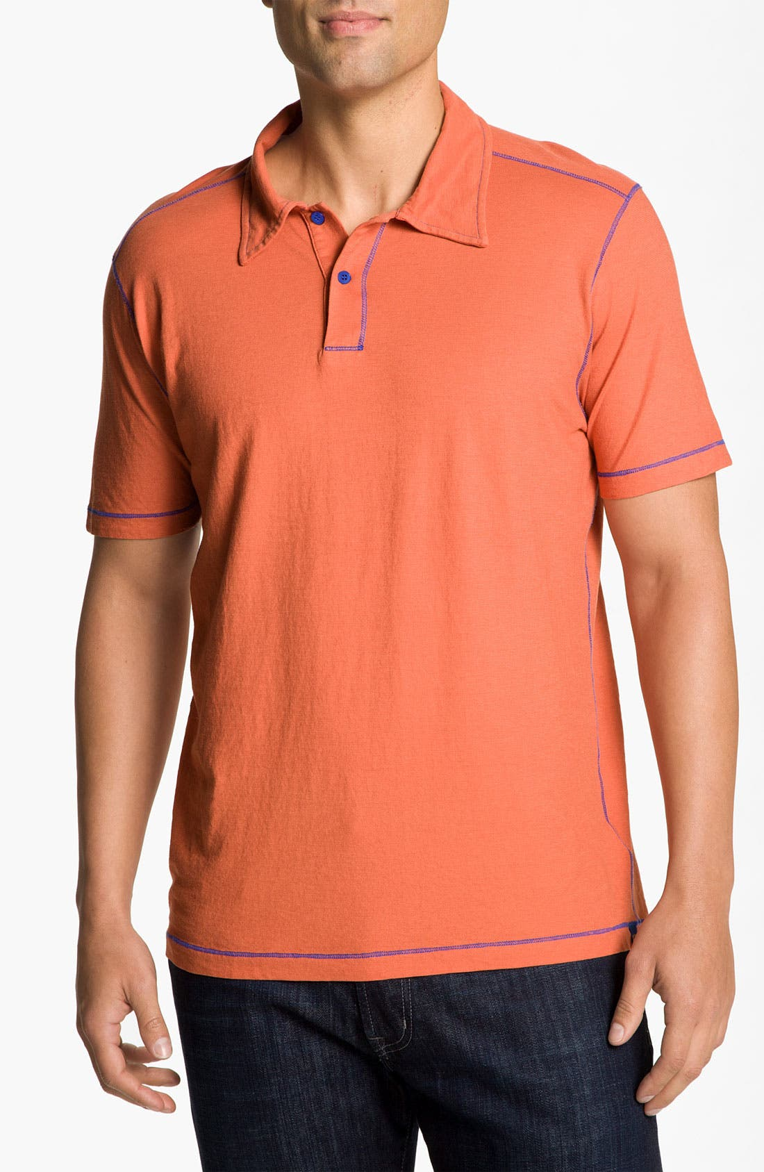 Main Image - Agave Standard Fit Polo