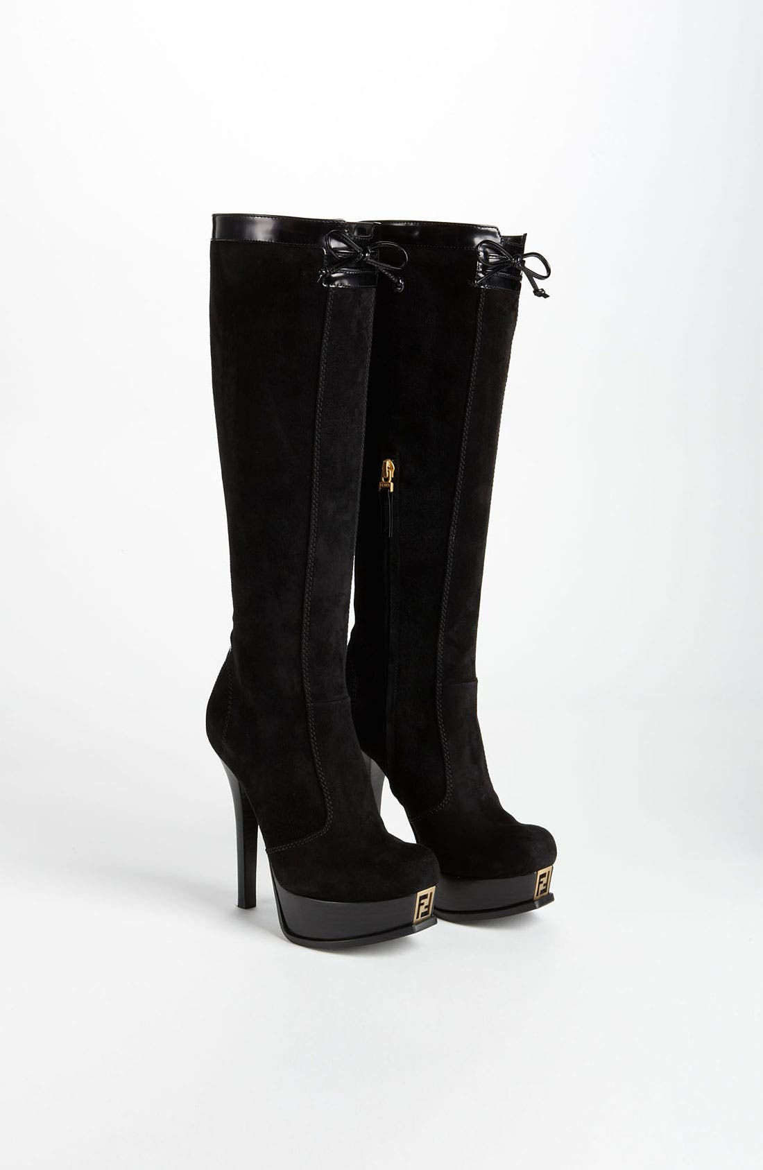 Alternate Image 4  - Fendi 'Fendista' Tall Boot