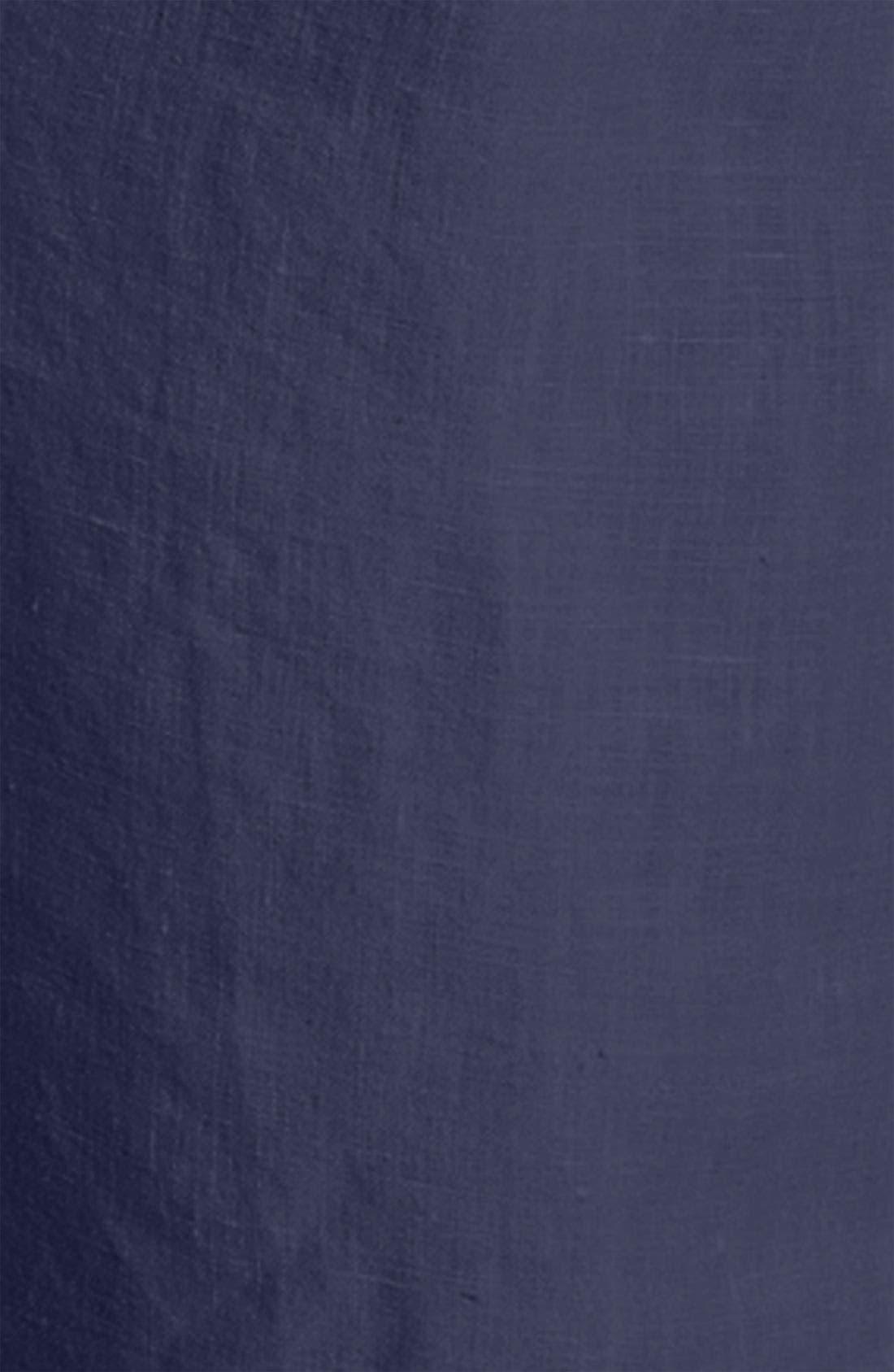 Alternate Image 3  - Vilebrequin 'Baie' Linen Shorts
