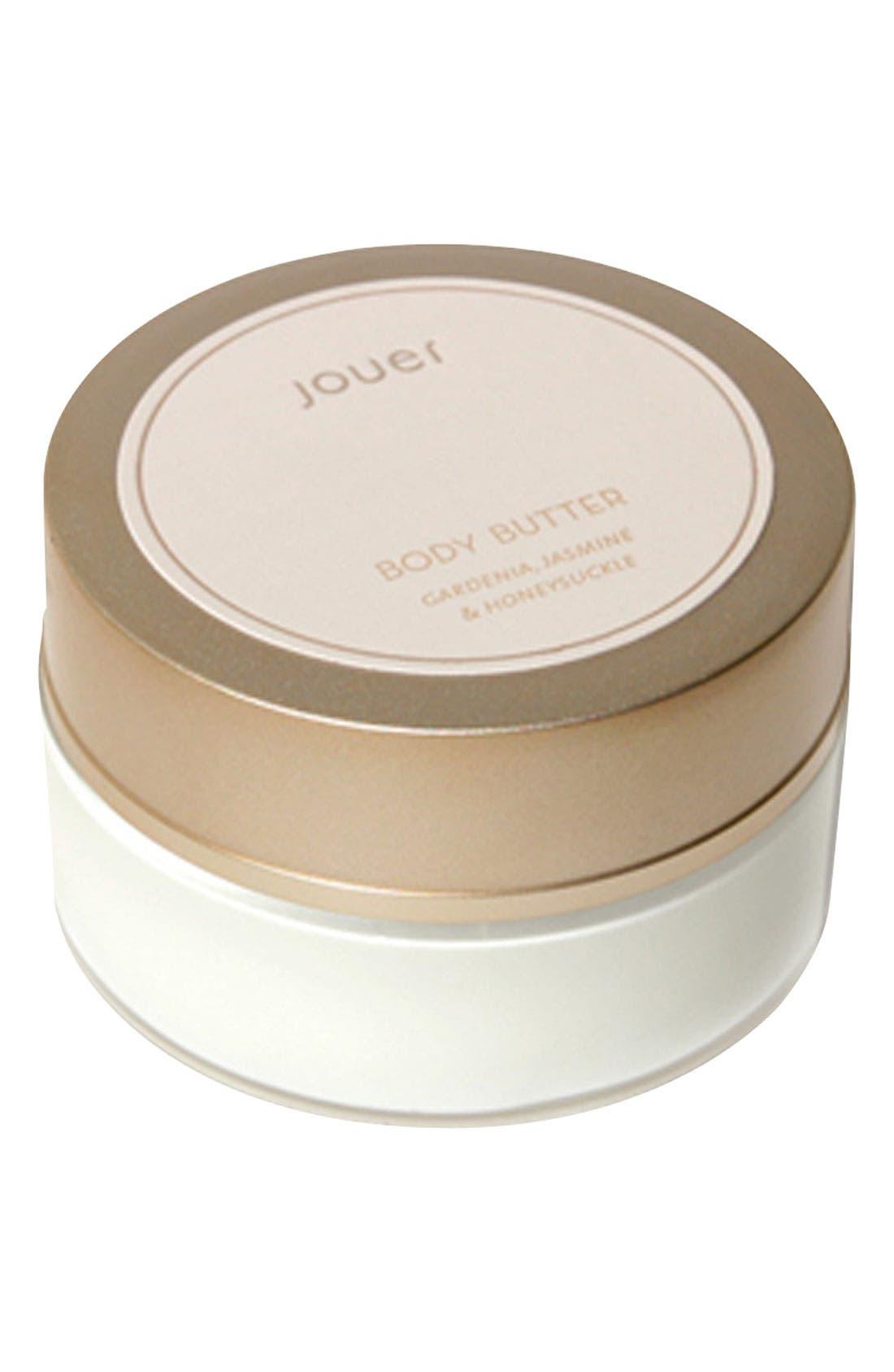 Jouer 'Gardenia, Jasmine & Honeysuckle' Body Butter