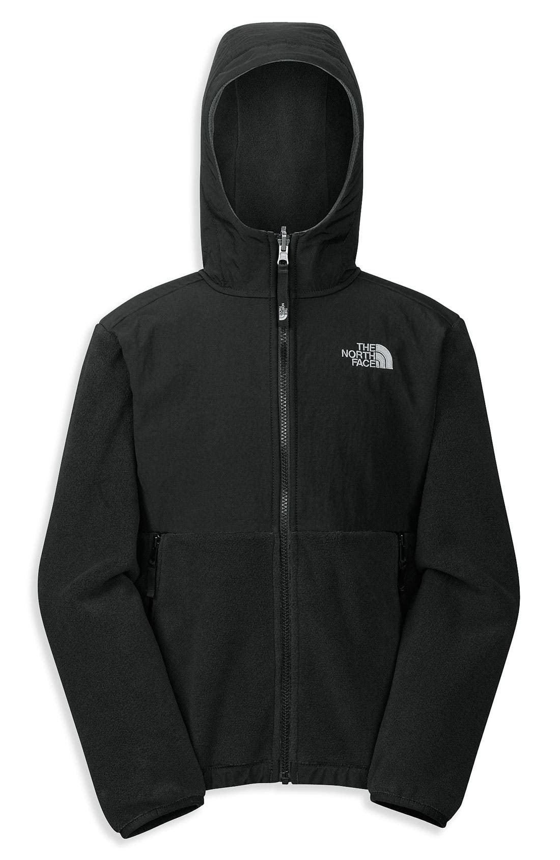 Main Image - The North Face 'Denali' Hoodie (Big Boys)