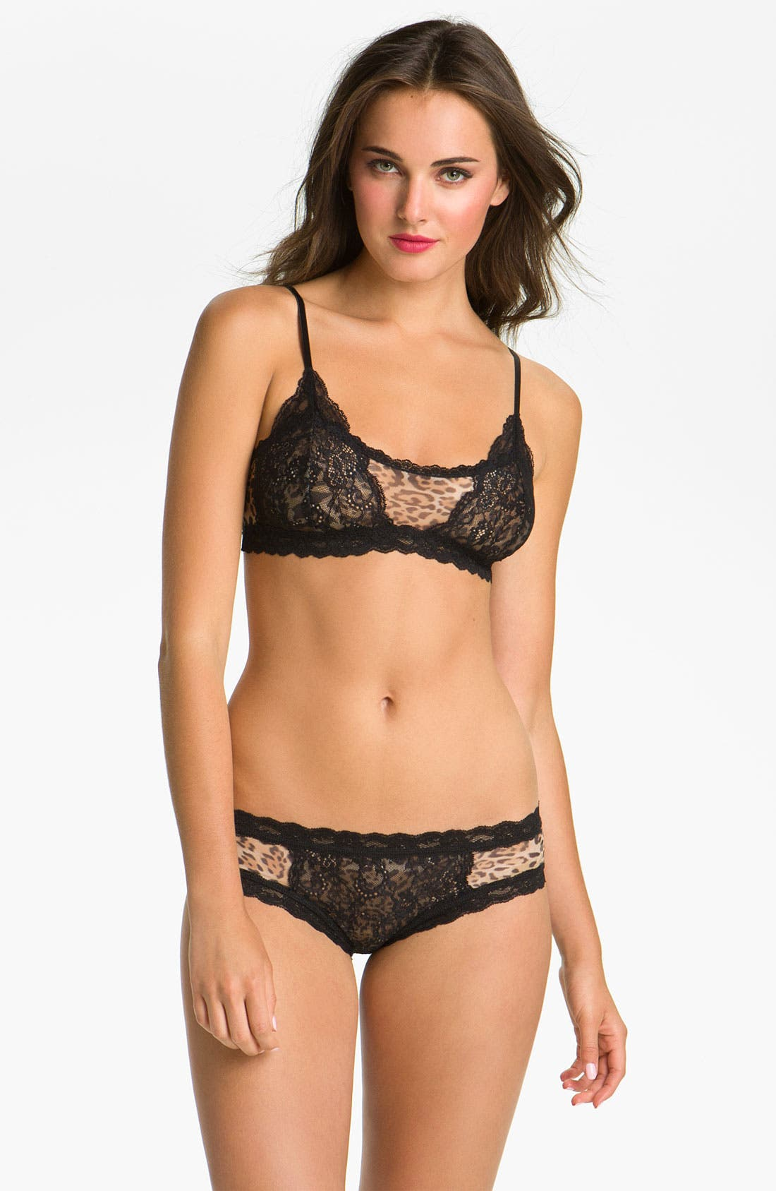 Alternate Image 3  - Hanky Panky 'Nouveau Sheer Enchantment' Bralette
