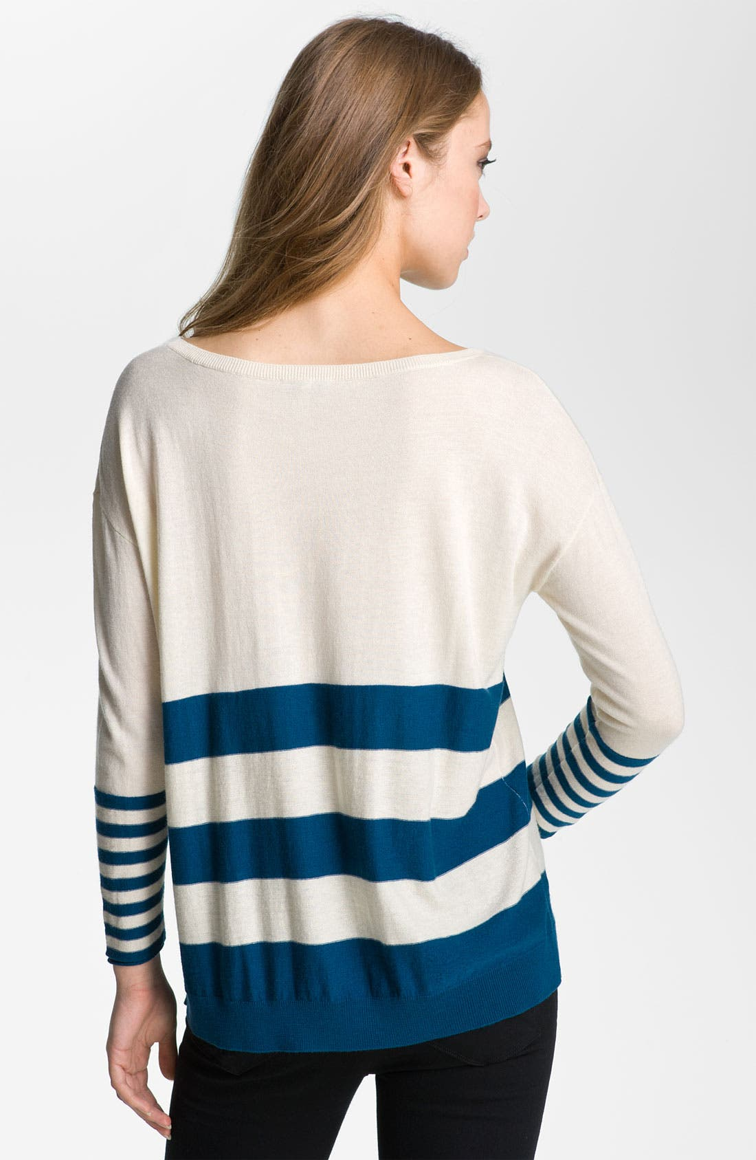 Alternate Image 2  - Joie 'Jerome' Stripe Sweater