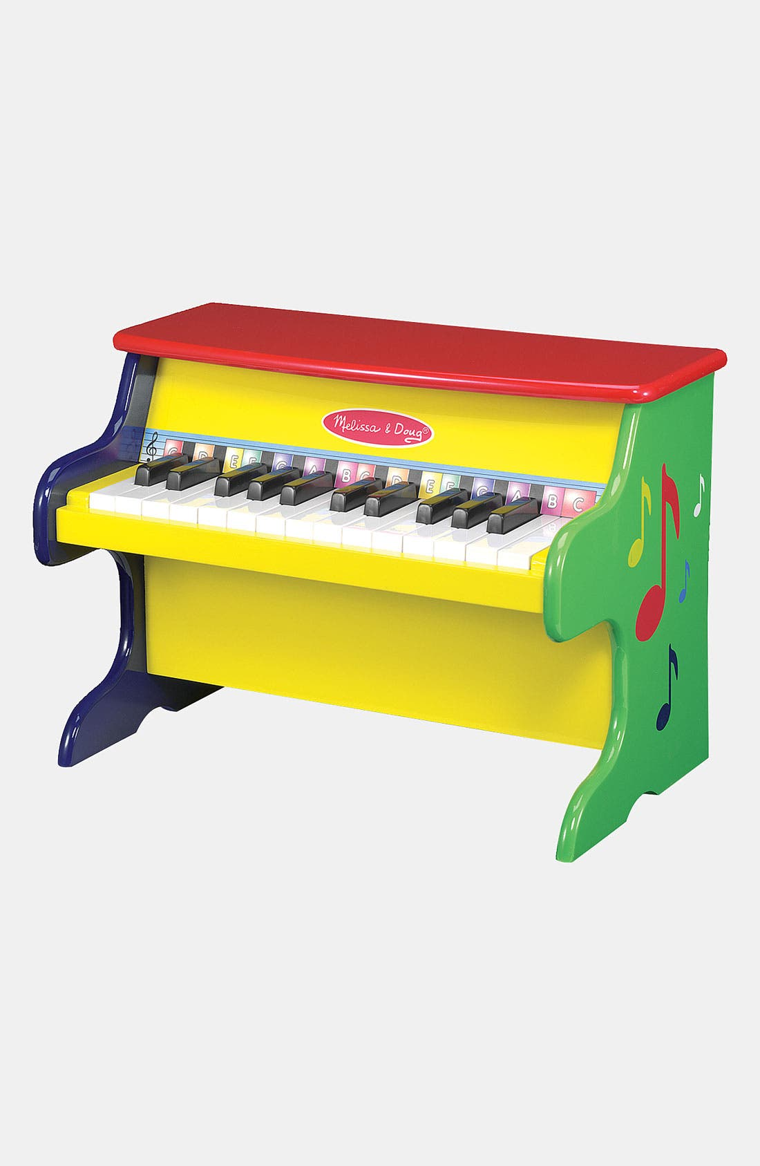 Alternate Image 2  - Melissa & Doug 'Learn-to-Play' Piano