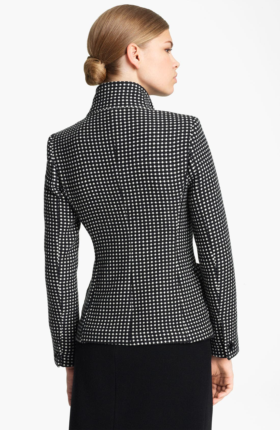 Alternate Image 2  - Max Mara 'Helier' Asymmetrical Wool & Cashmere Jacket