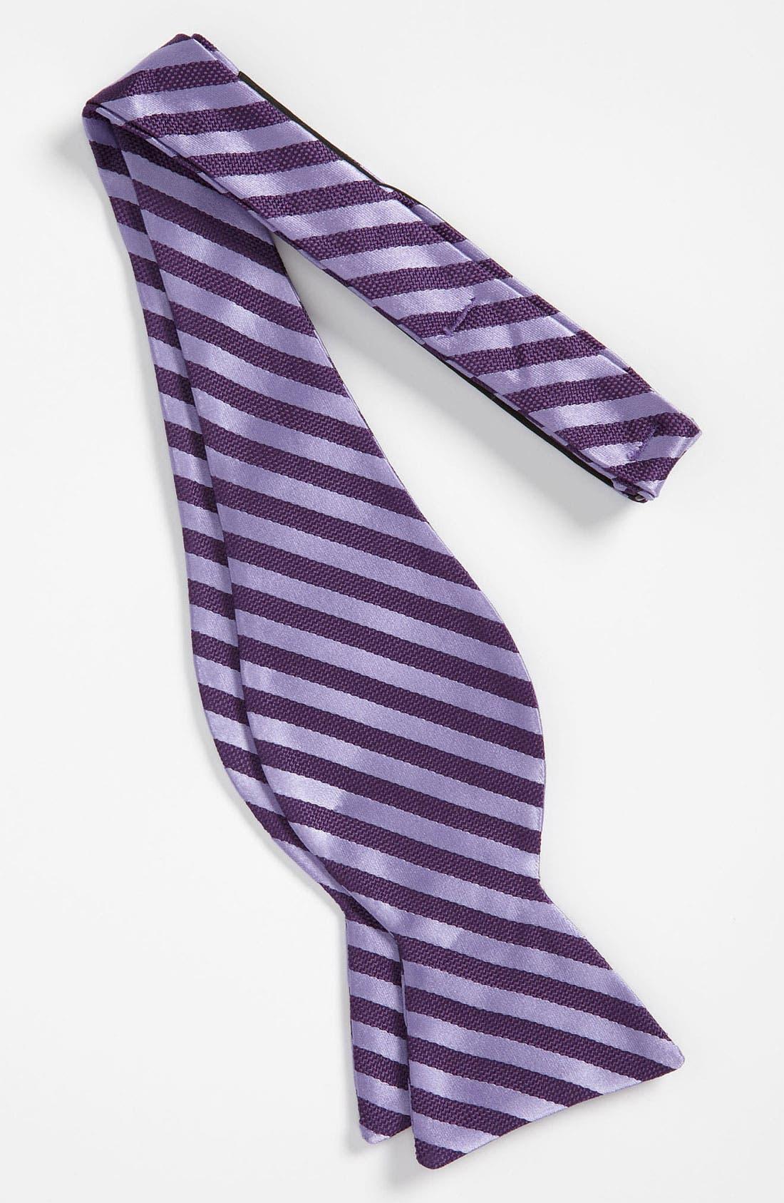 Alternate Image 2  - John W. Nordstrom® Silk Bow Tie
