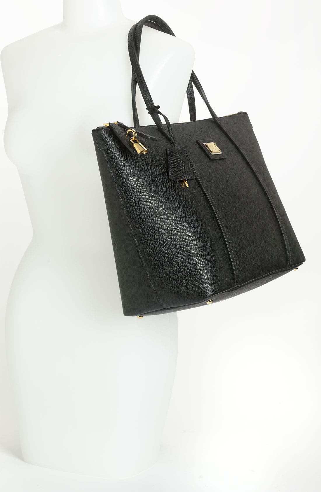 Alternate Image 2  - Dolce&Gabbana 'Miss Escape - Classic' Leather Tote