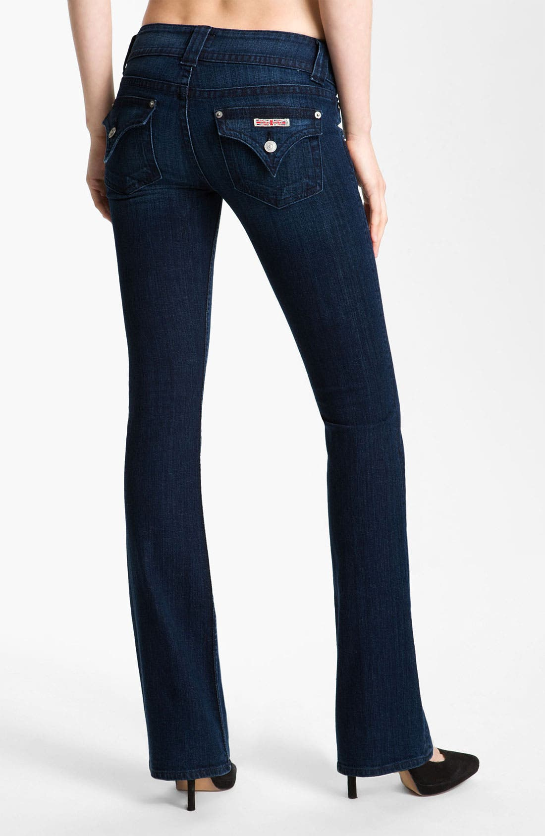 Alternate Image 2  - Hudson Jeans Bootcut Stretch Jeans (South Hall)