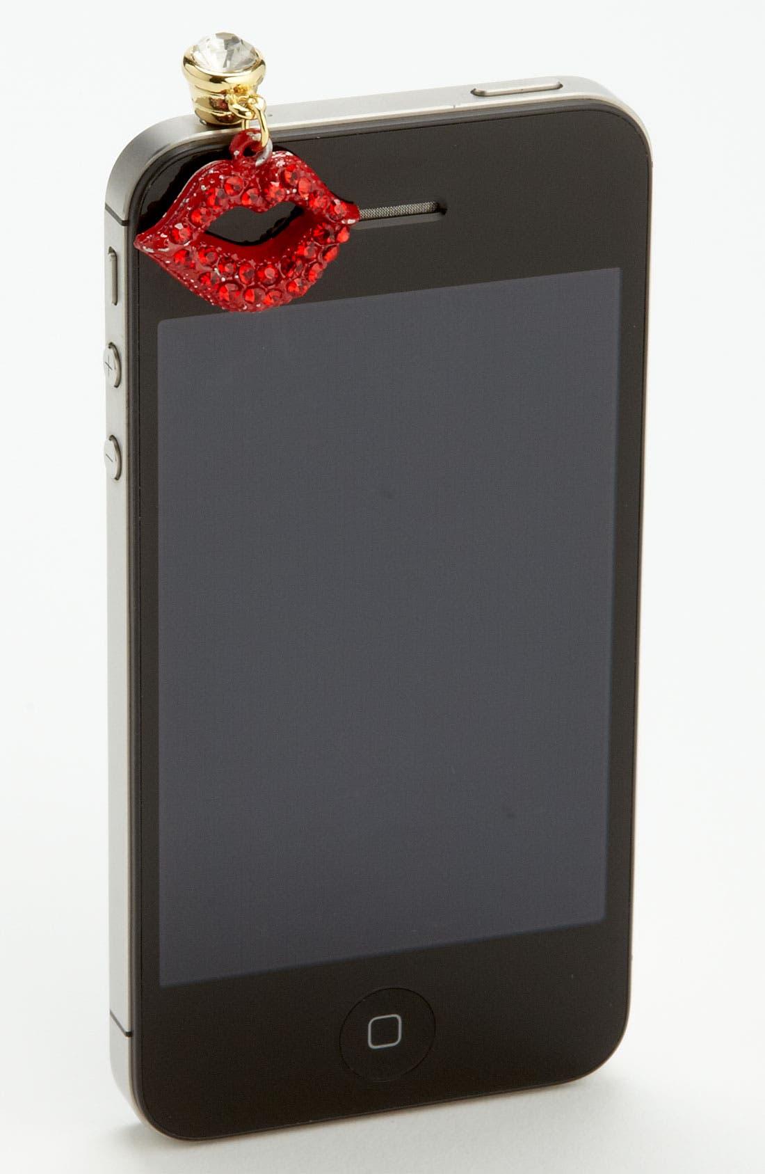 Main Image - Cara 'Lip' Smartphone Charm