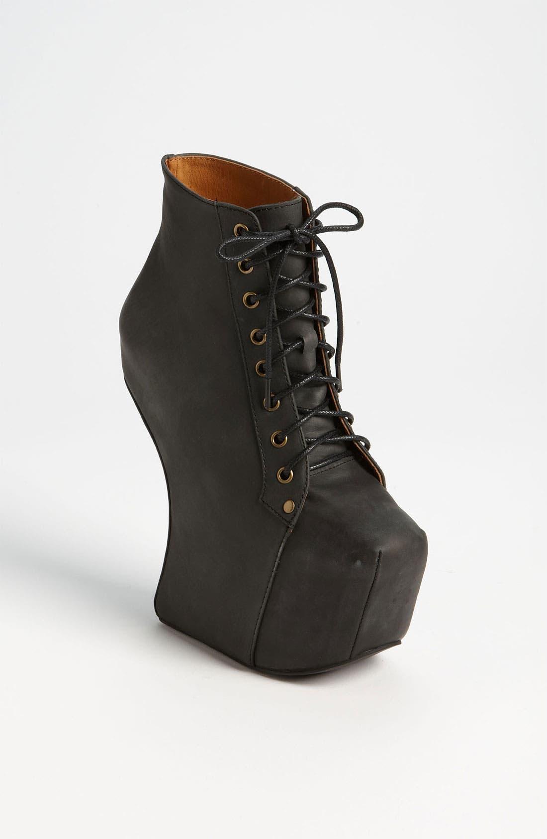 Alternate Image 1 Selected - Jeffrey Campbell 'Nightlita' No-Heel Boot