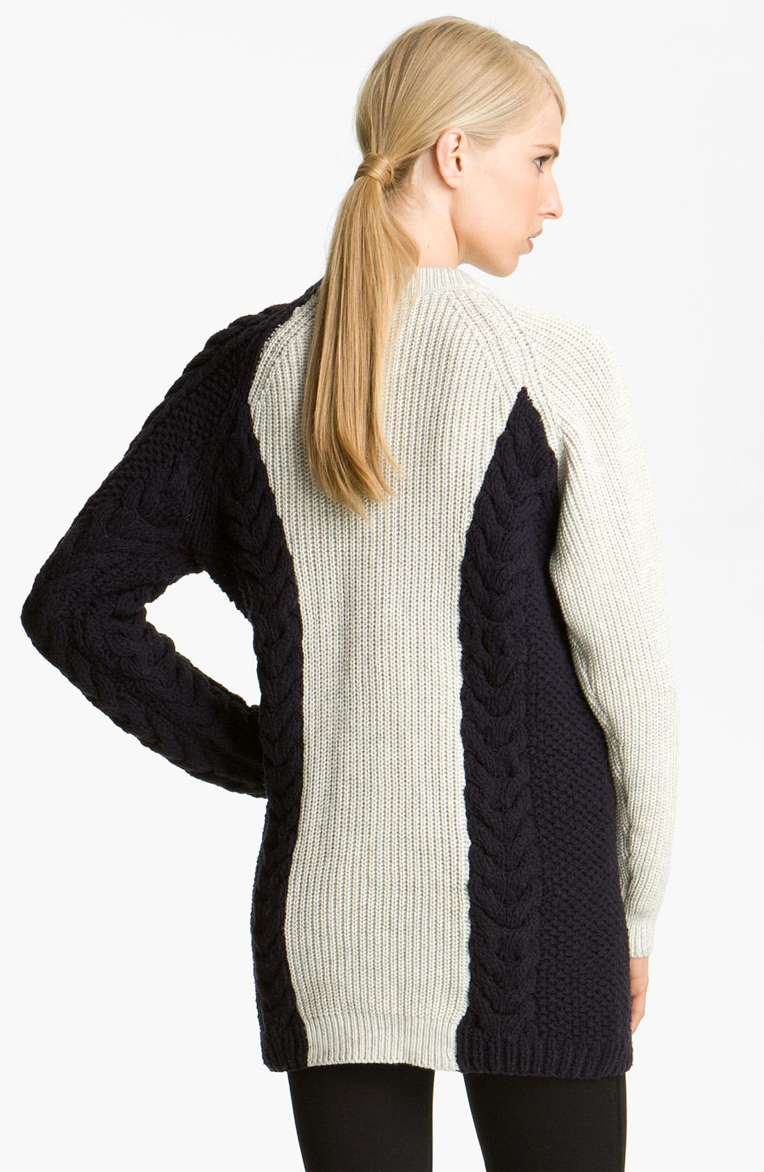 Alternate Image 2  - 3.1 Phillip Lim Cable Knit Sweater