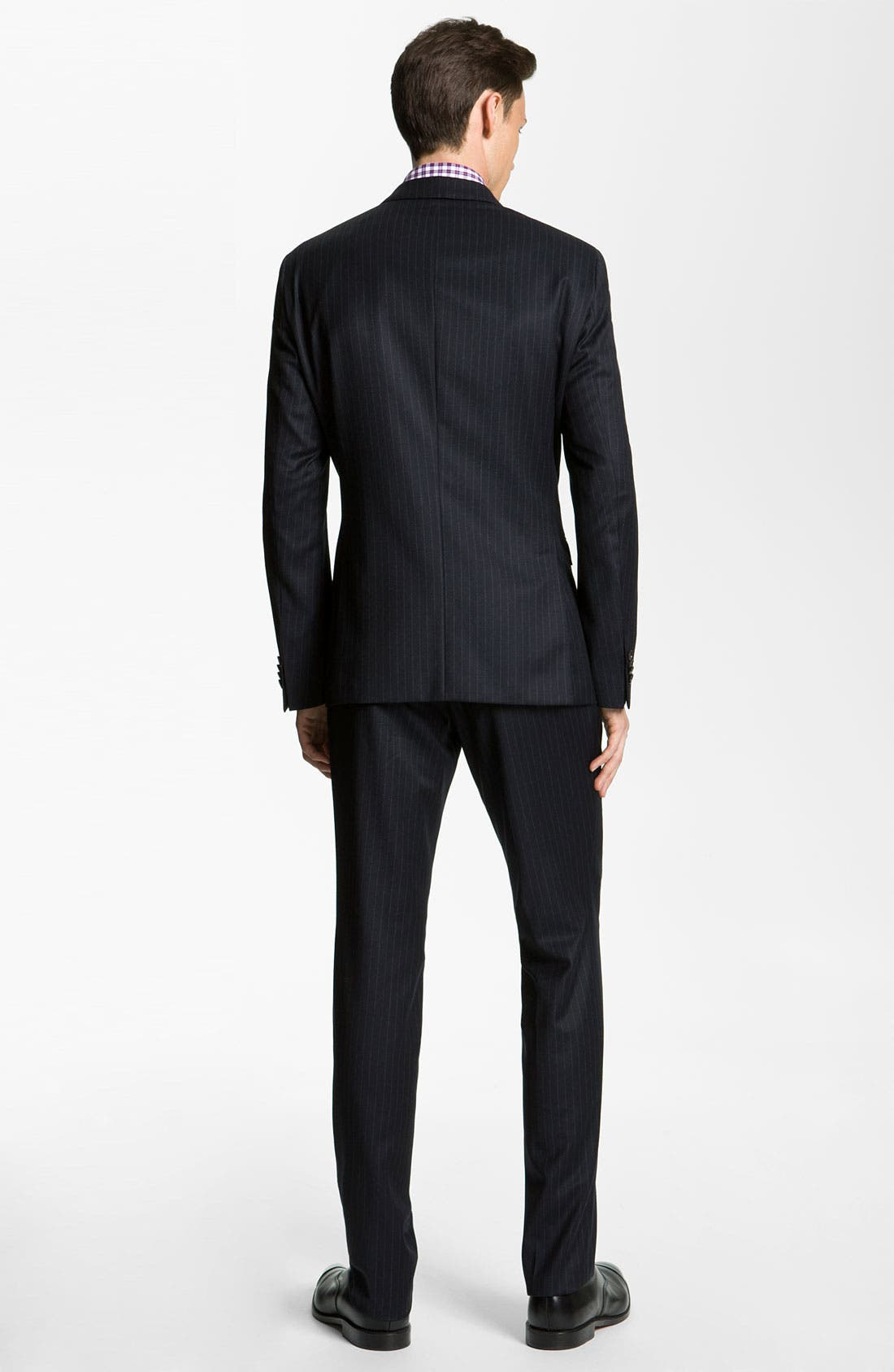 Alternate Image 3  - BOSS Black 'Rusty/Win' Stripe Suit