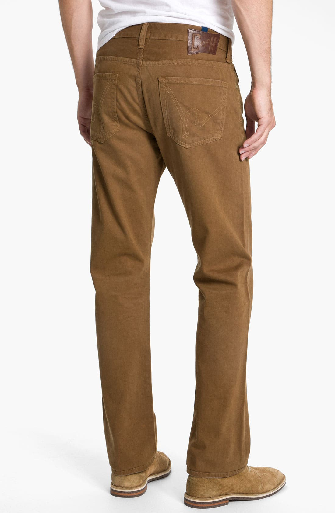 Alternate Image 2  - Citizens of Humanity 'Sid' Straight Leg Pants