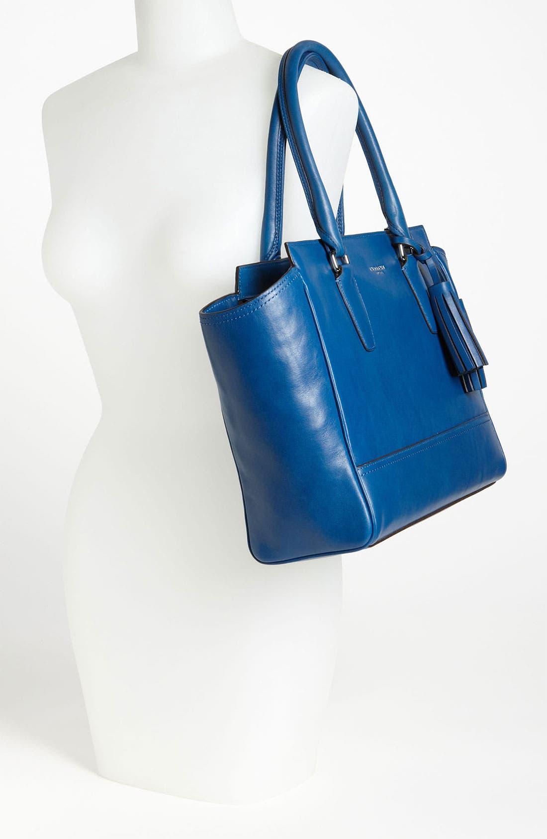 Alternate Image 2  - COACH 'Legacy - Medium' Leather Carryall
