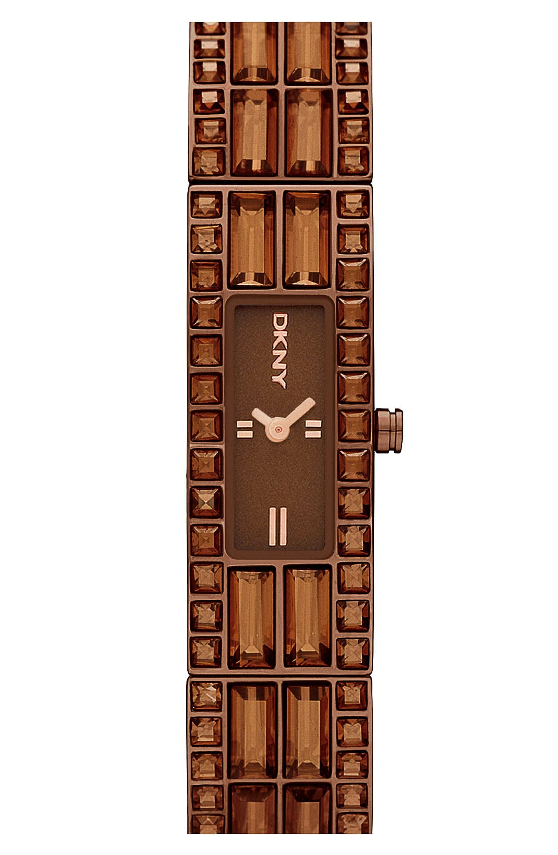 Main Image - DKNY 'Beekman' Slim Bangle Watch, 33mm