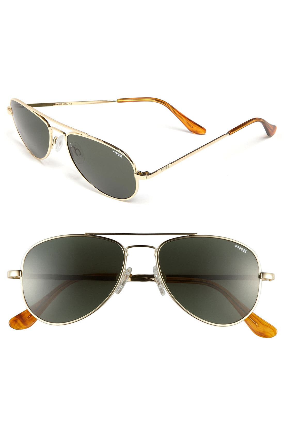 Alternate Image 1 Selected - Randolph Engineering 'Concorde Classic' 52mm Sunglasses