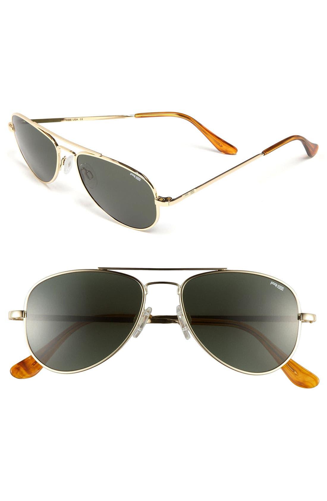 Main Image - Randolph Engineering 'Concorde Classic' 52mm Sunglasses