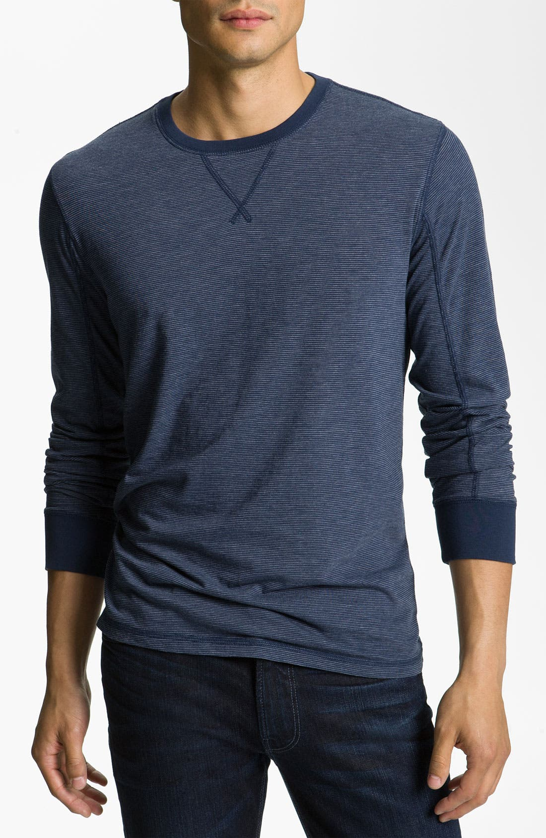 Alternate Image 1 Selected - 7 For All Mankind® Crewneck T-Shirt