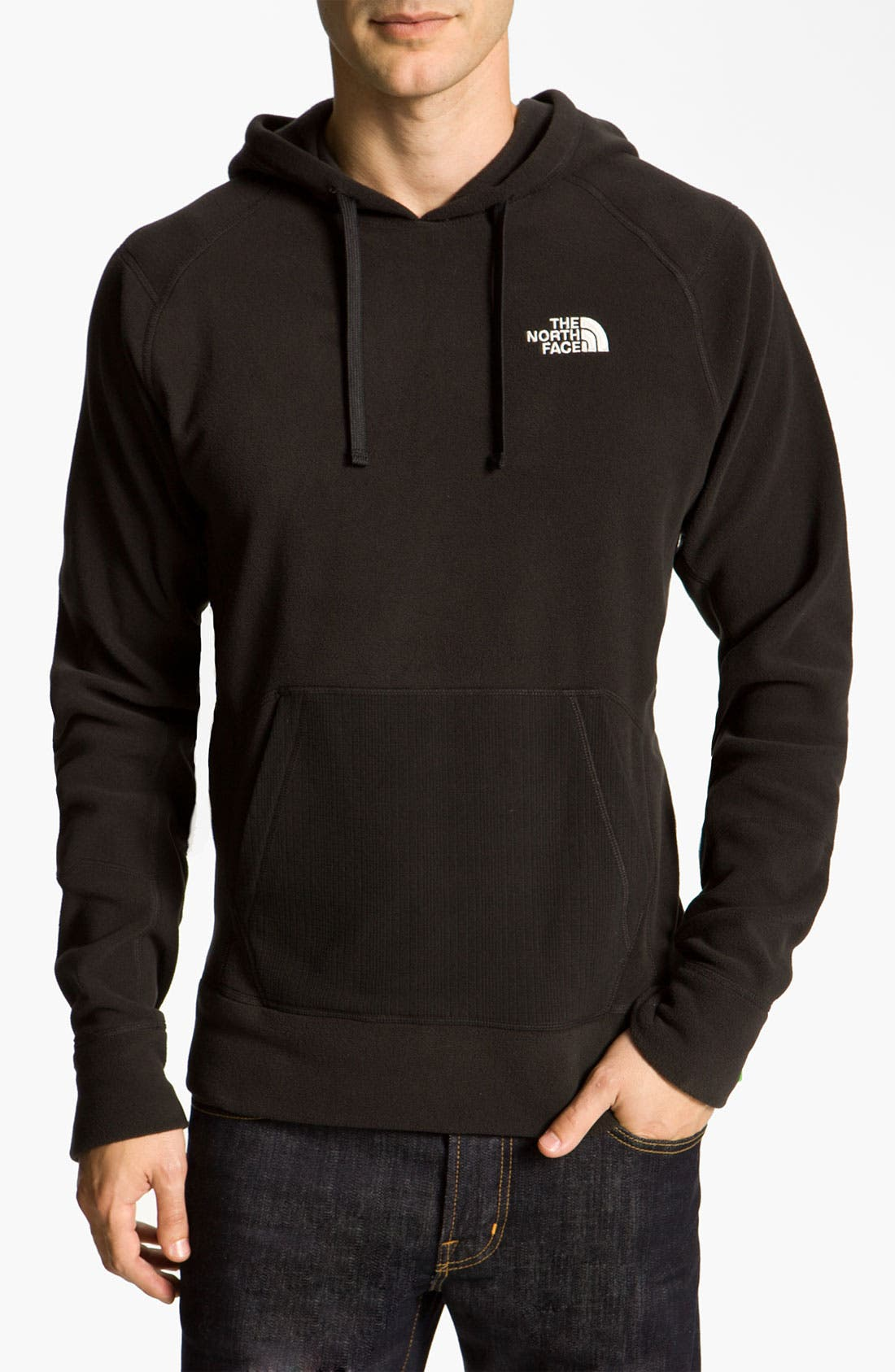 Alternate Image 1 Selected - The North Face 'TKA 100 Claw' Hoodie