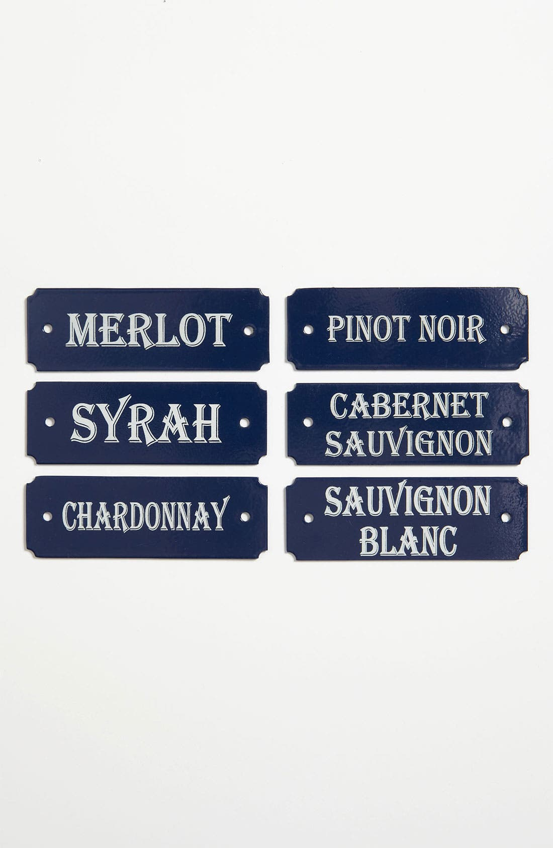 Alternate Image 1 Selected - Sommelier Signs (Set of 6)