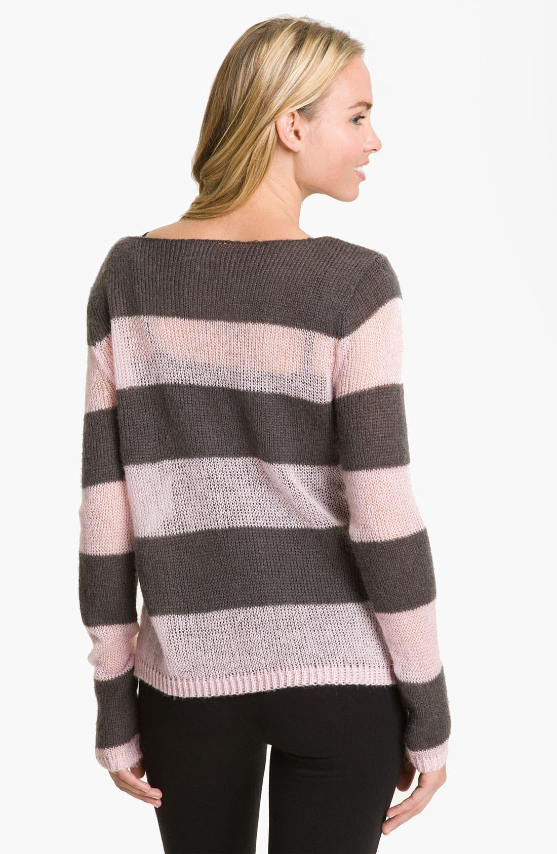 Alternate Image 2  - PJ Salvage 'Stay the Night' Sweater