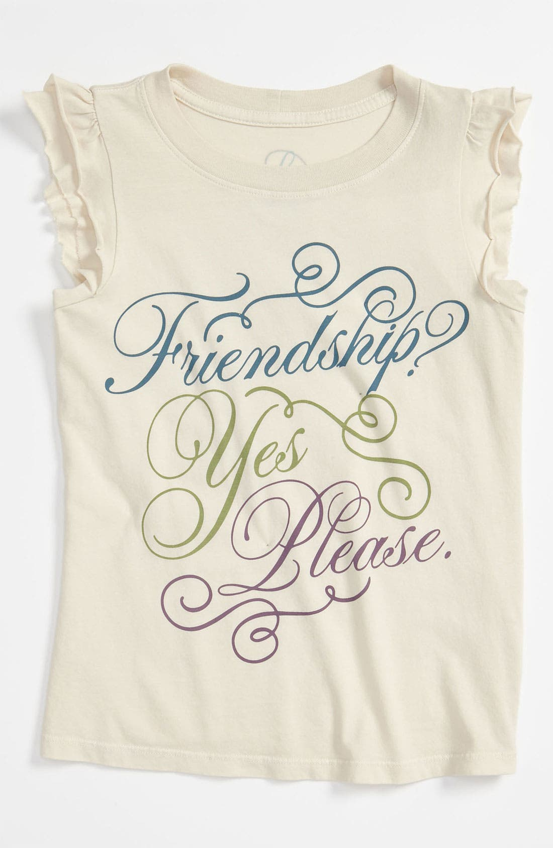Main Image - Peek 'Friendship' Tee (Infant)
