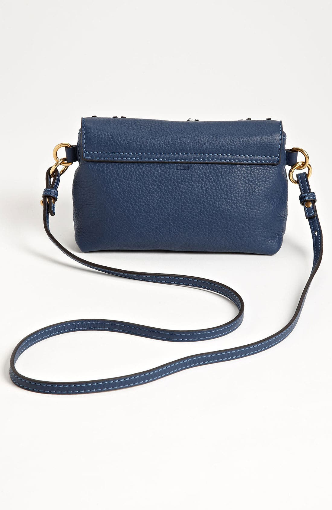 Alternate Image 4  - Chloé 'Marcie' Calfskin Leather Crossbody Bag