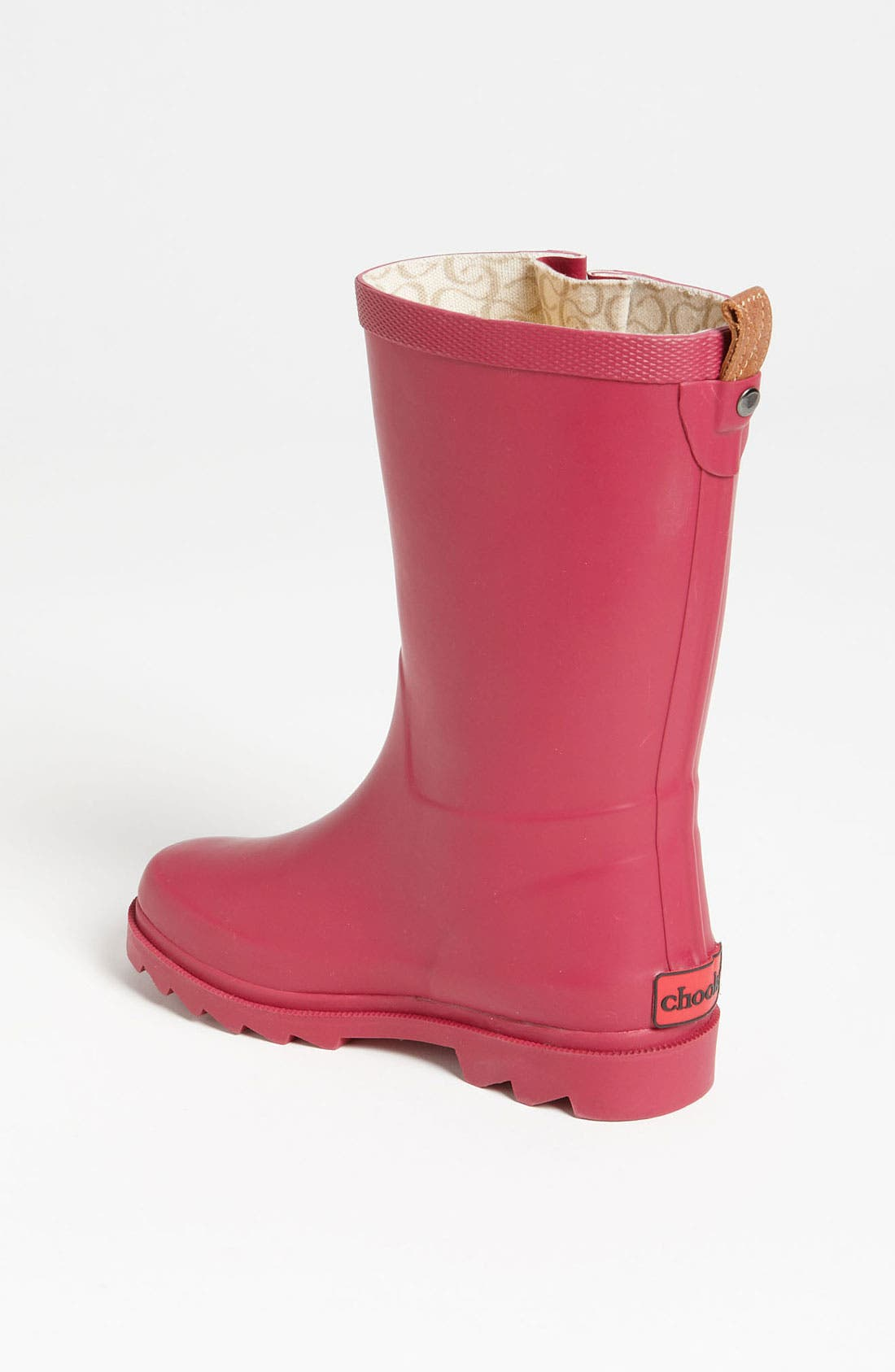 Alternate Image 2  - Chooka Rubber Rain Boot (Toddler, Little Kid & Big Kid)