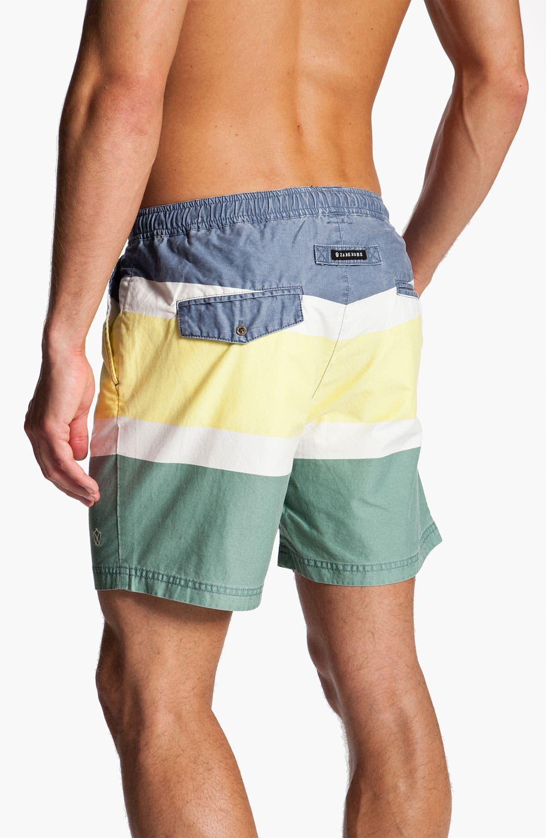 Alternate Image 2  - Zanerobe 'Yamba' Board Shorts