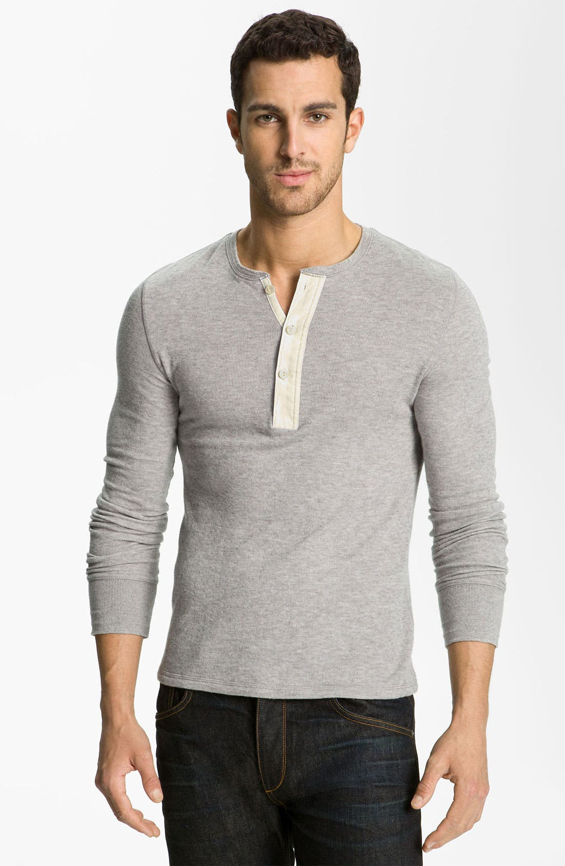 Alternate Image 1 Selected - Jack Spade 'Leger' Henley