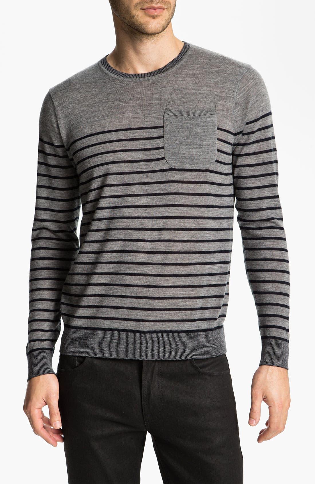 Alternate Image 1 Selected - W.R.K Wool Sweater