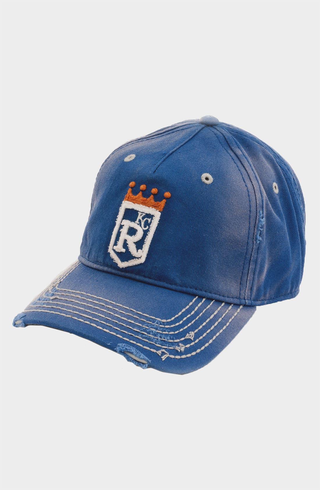 Alternate Image 1 Selected - American Needle 'Kansas City Royals' Baseball Cap