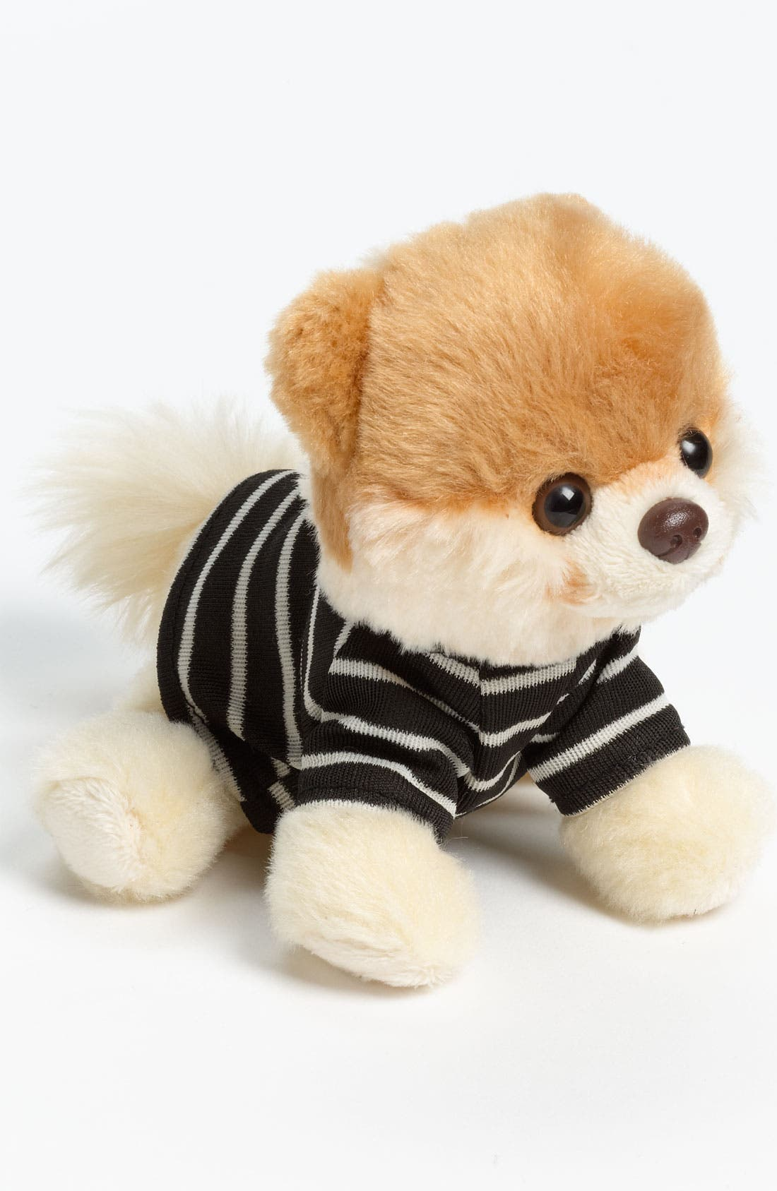 Alternate Image 1 Selected - Gund 'Mini Boo' Stripe Shirt