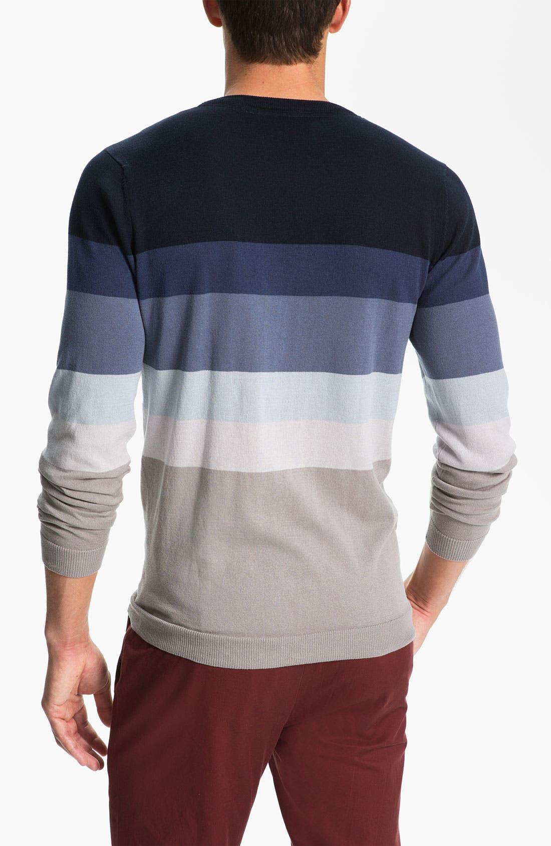 Alternate Image 2  - WeSC 'Zoltan' Crewneck Sweater