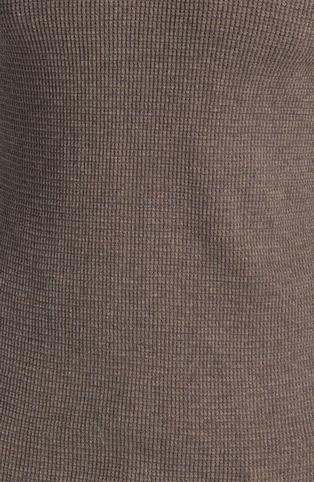 Alternate Image 3  - Vince Waffle Knit Sweater