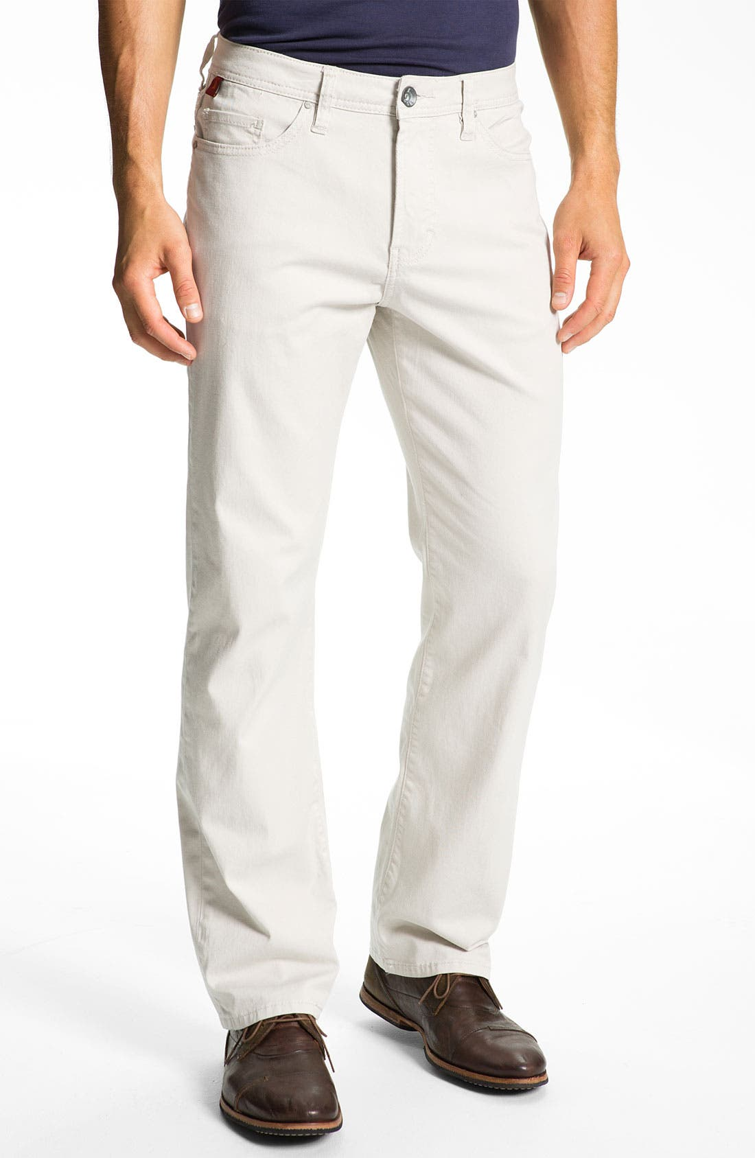 Main Image - Worn Jeans 'Octane' Straight Leg Pants