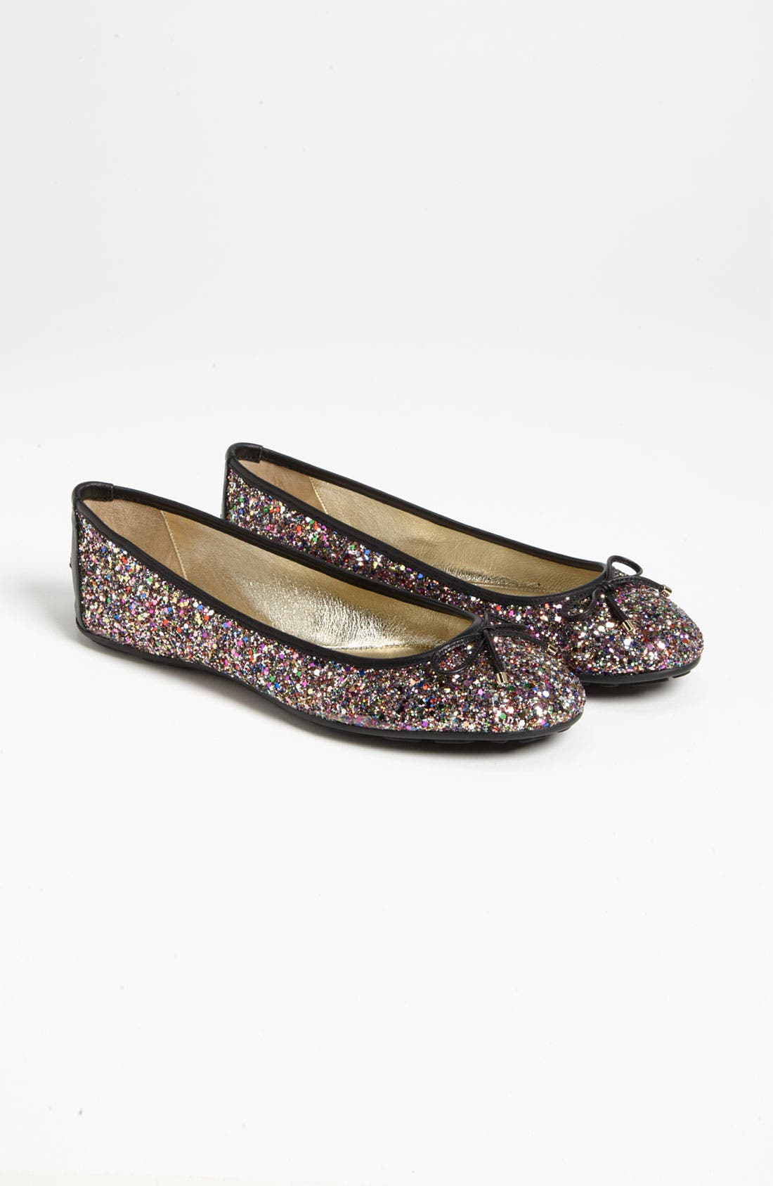 Alternate Image 4  - Jimmy Choo 'Walsh' Glitter Flat