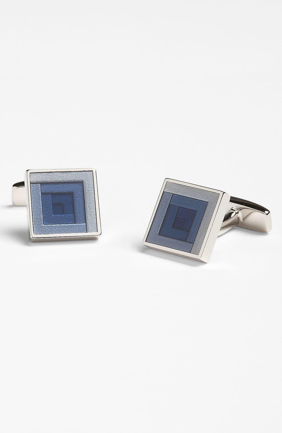 Alternate Image 1 Selected - BOSS Black 'Quadro' Cuff Links