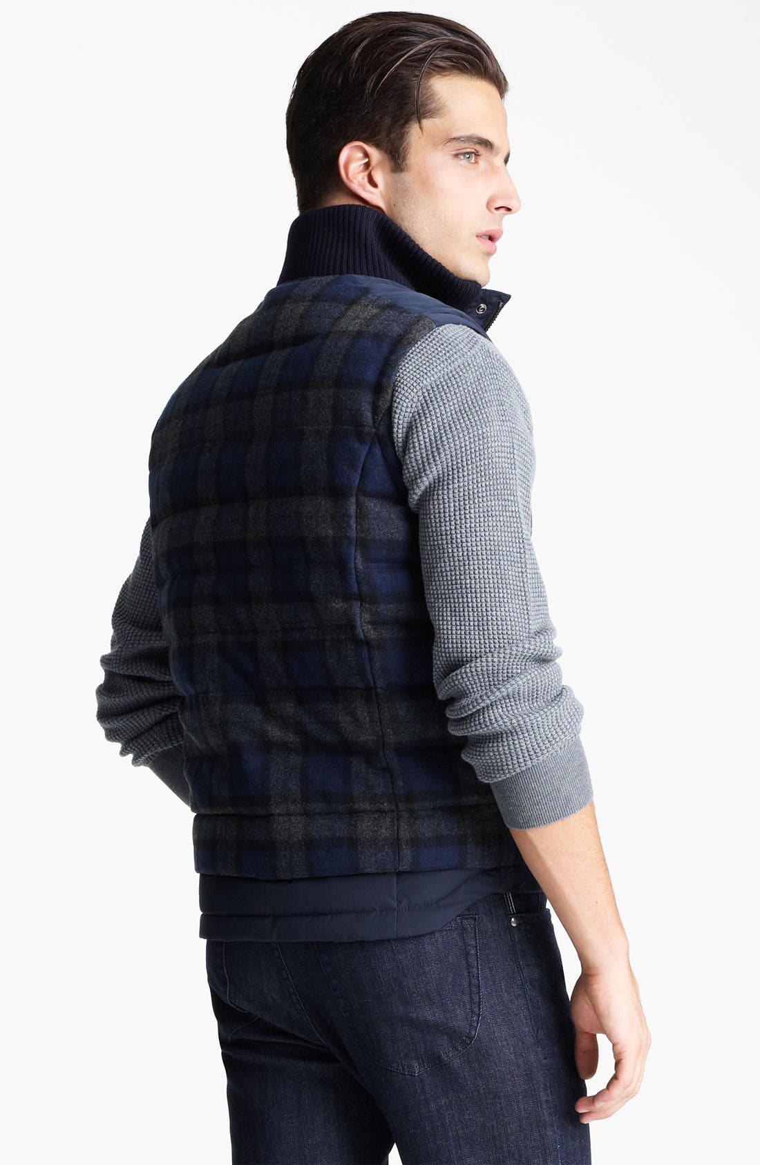 Alternate Image 2  - Zegna Sport Quilted Vest