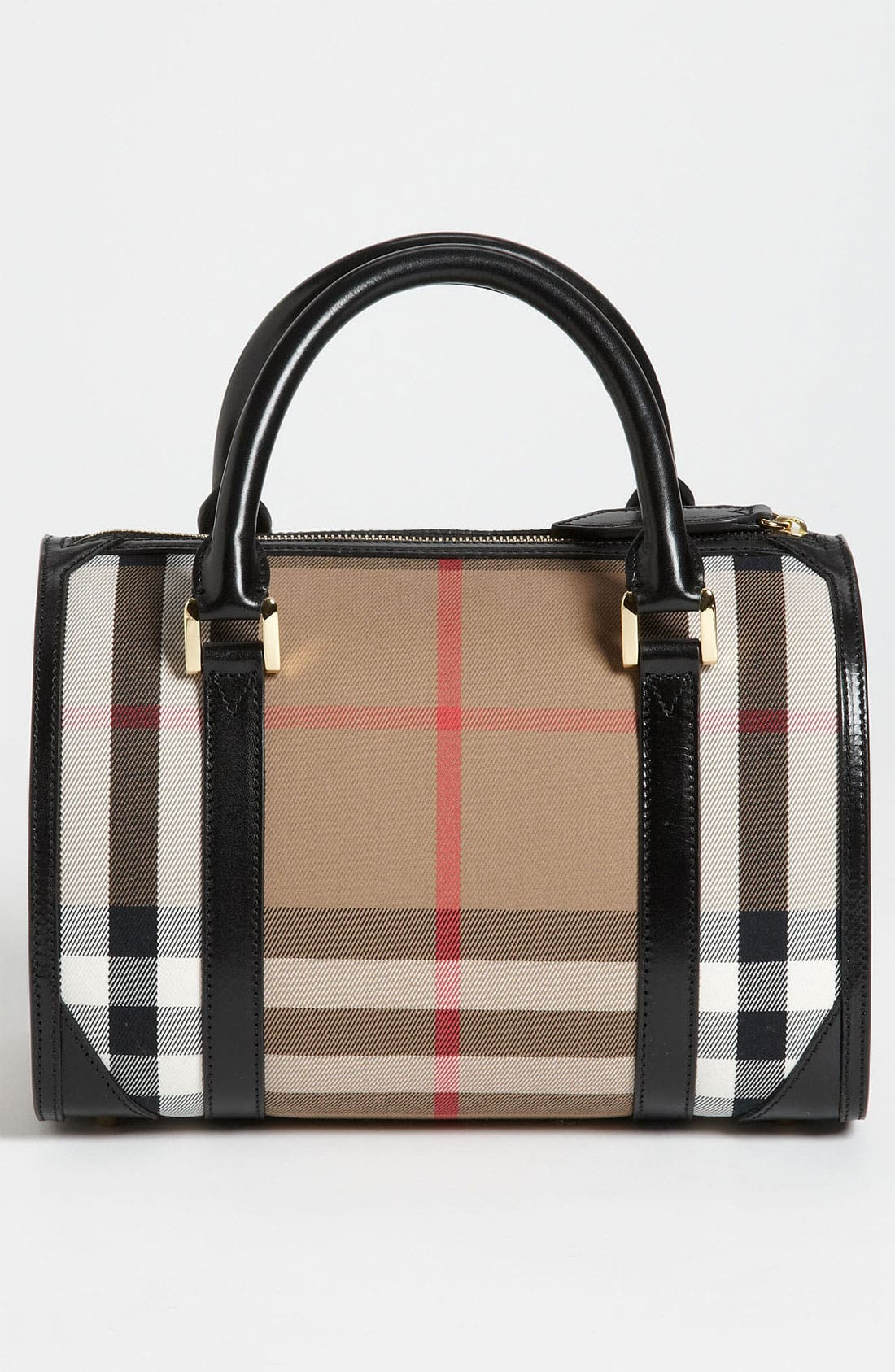 Alternate Image 4  - Burberry 'House Check' Satchel