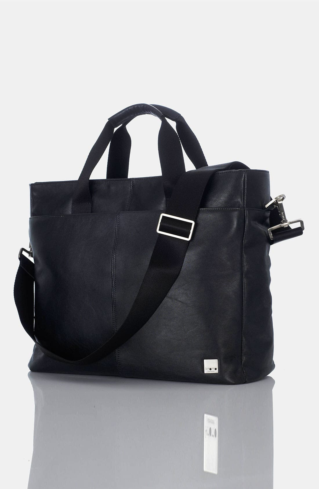 Alternate Image 4  - KNOMO London 'Paxton' 15 Inch Tote Bag