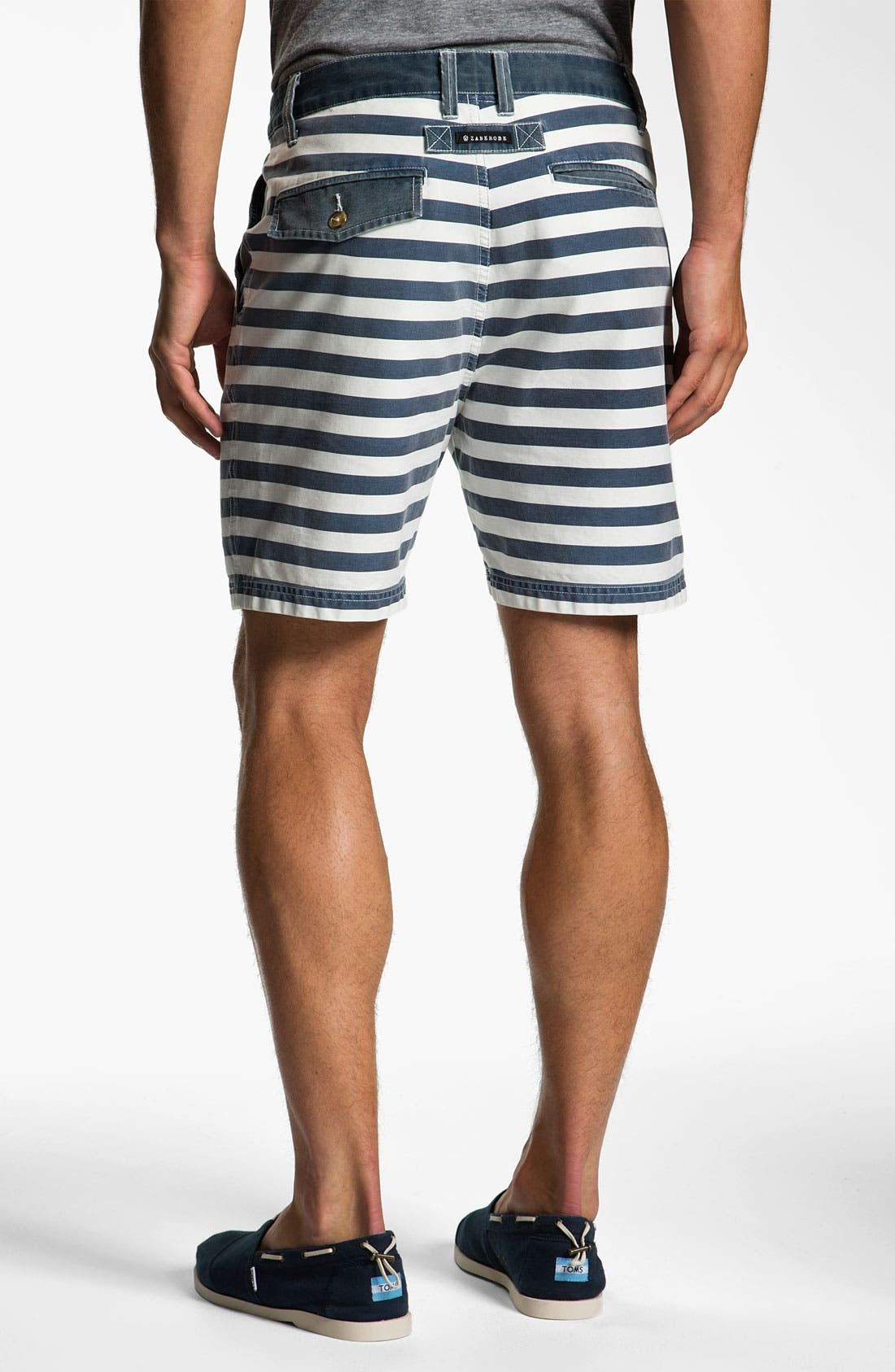 Alternate Image 2  - Zanerobe 'Mallorca' Shorts