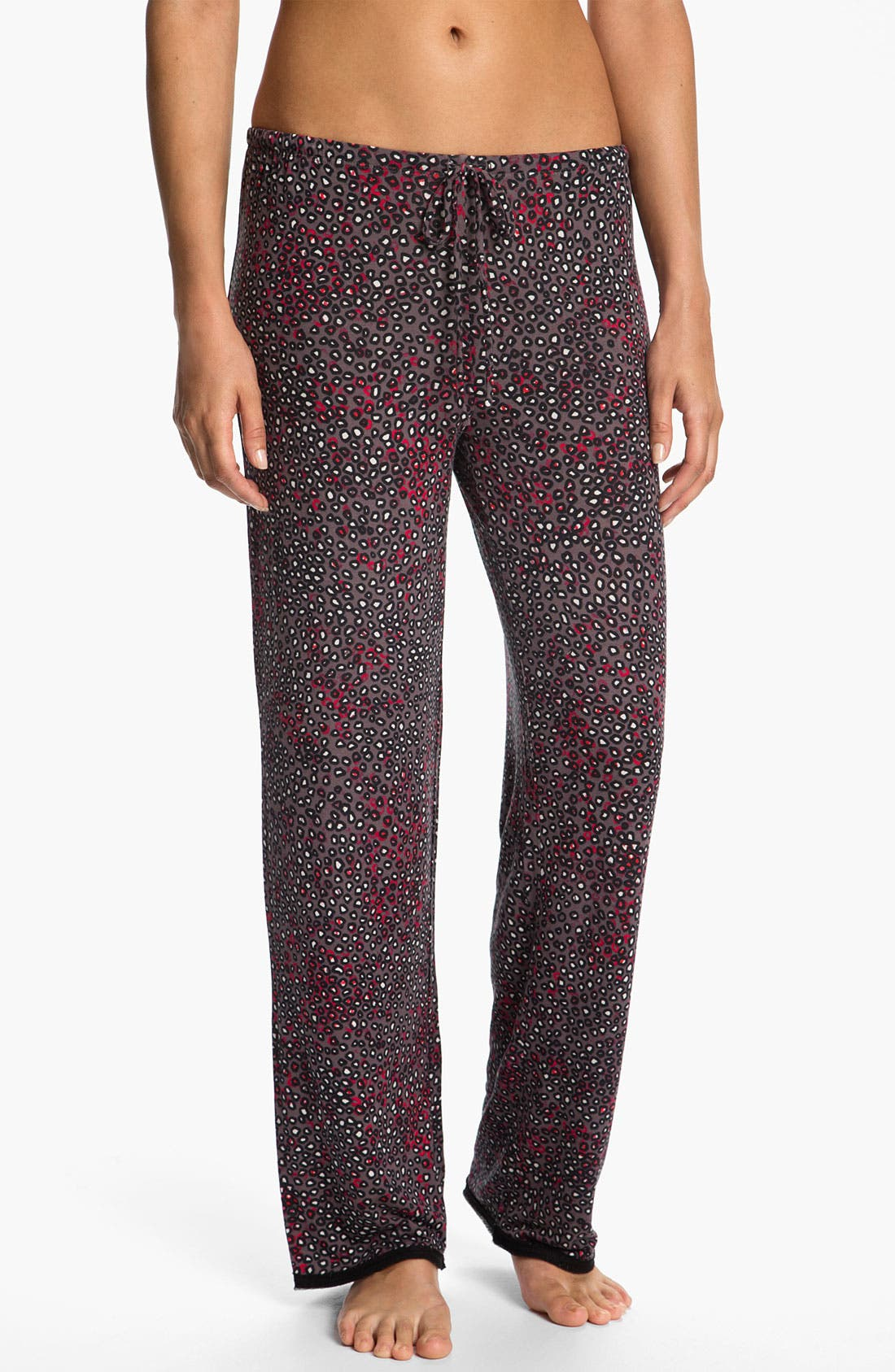 Alternate Image 1 Selected - DKNY 'Sheer Bliss' Lounge Pants