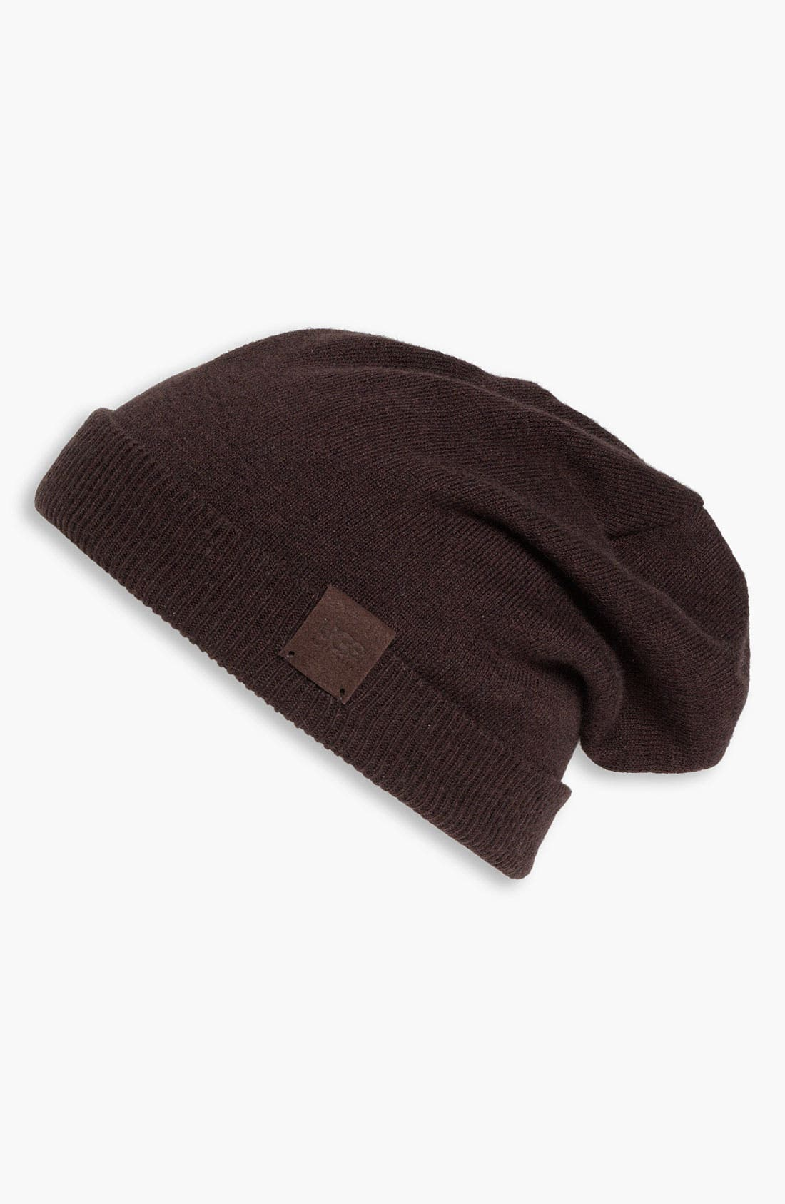 Alternate Image 1 Selected - UGG® Australia Reversible Knit Cap