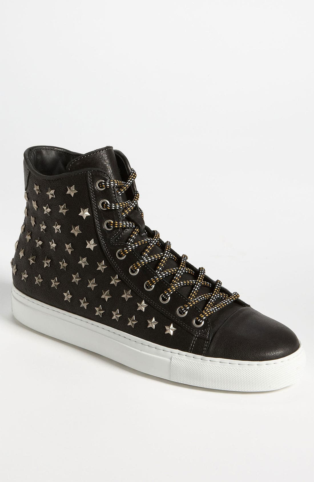 Alternate Image 1 Selected - Dsquared2 Star Stud Sneaker