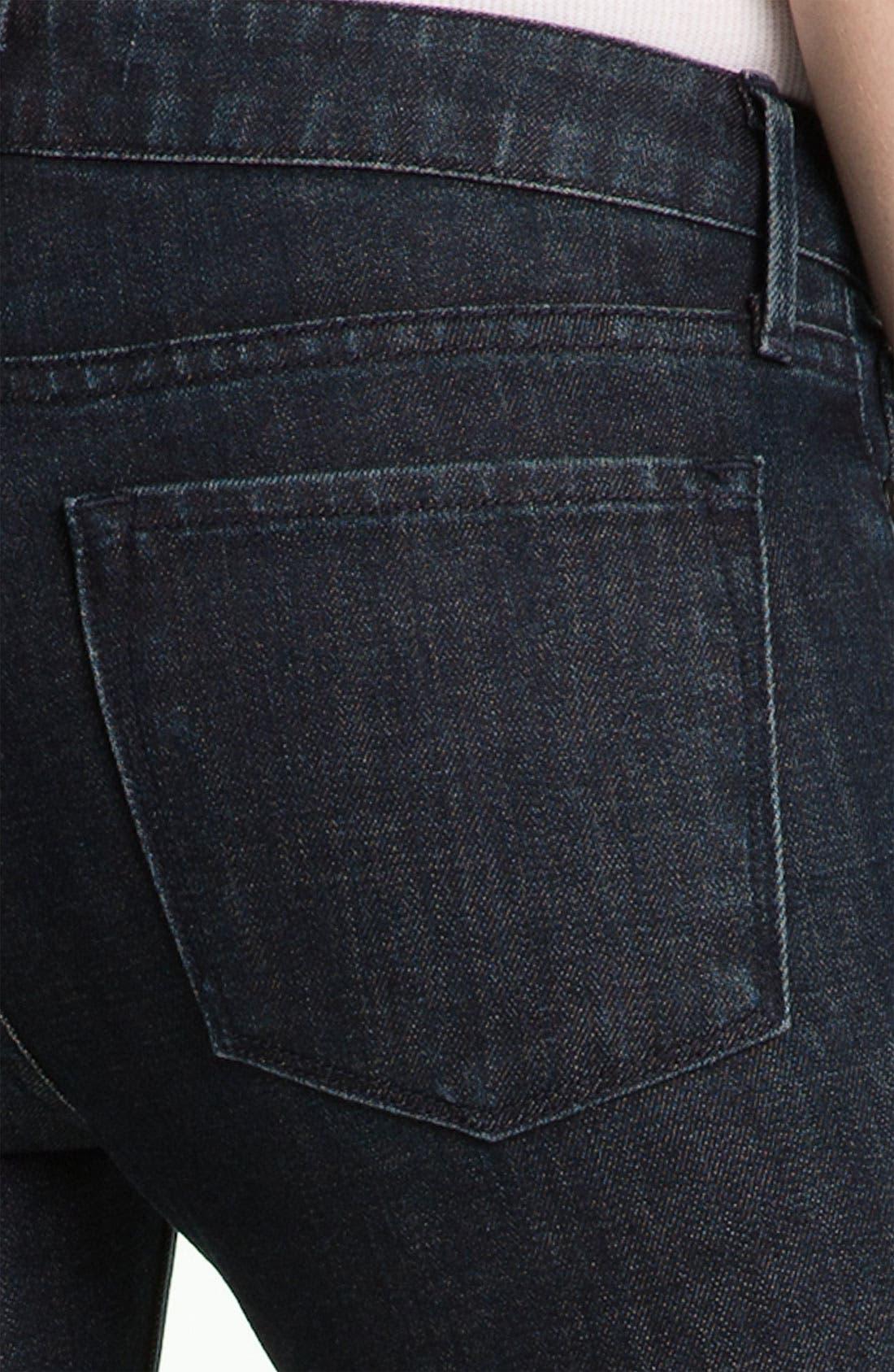 Alternate Image 3  - Vince Stretch Skinny Jeans (Dark Vintage)
