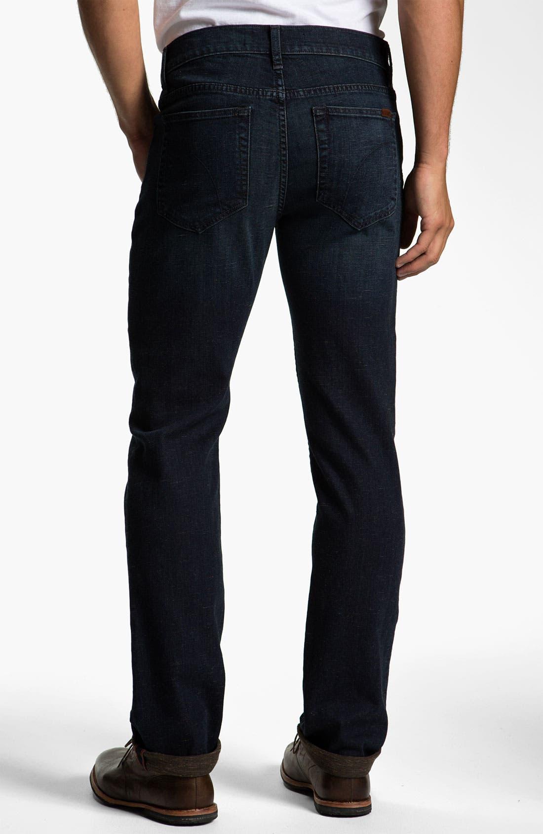 Alternate Image 1 Selected - Joe's 'Brixton' Slim Straight Leg Jeans (Declan)
