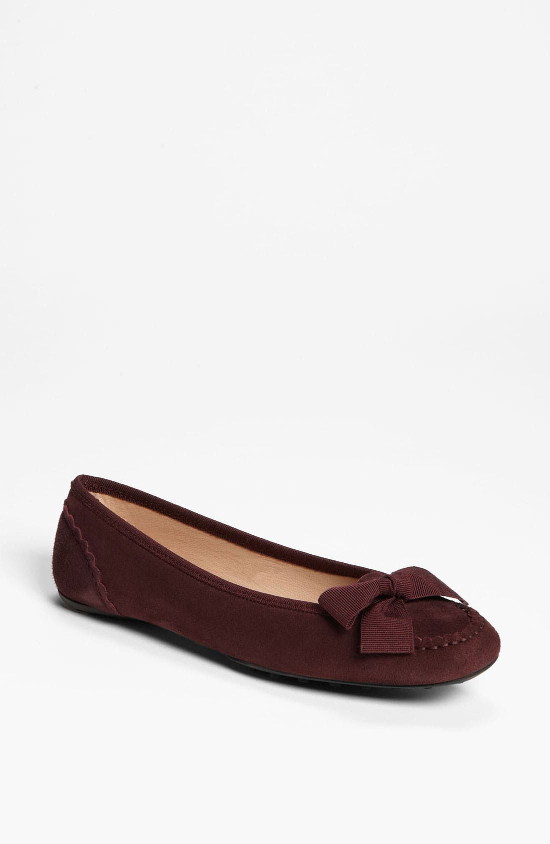 Alternate Image 1 Selected - Sweet Ballerina Moccasin Flat