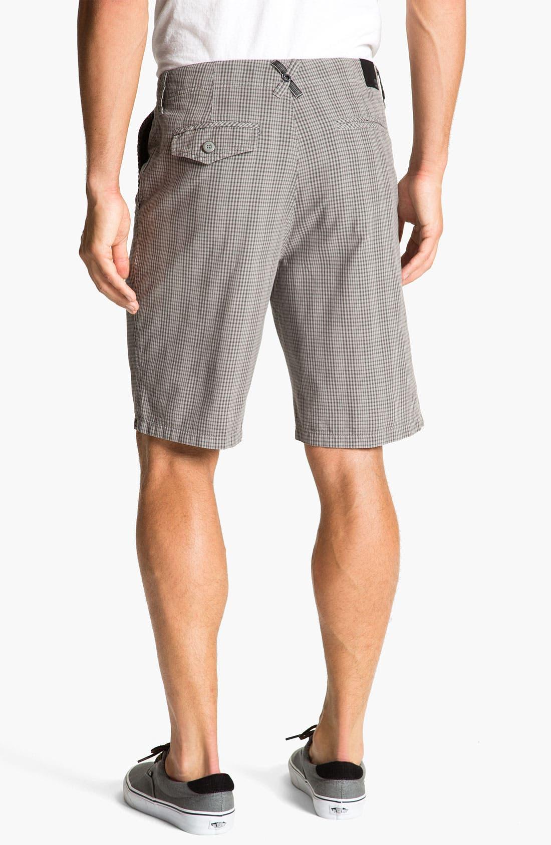 Alternate Image 2  - Quiksilver 'Topanga' Check Shorts